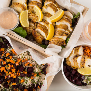 The Power of Wellness comes to Mayfair: POW food launches at Matt Roberts Daily Dose