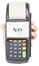 Card PDQ Machine pay-as-you-go
