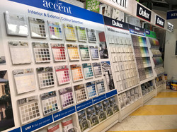 Paint colour wall