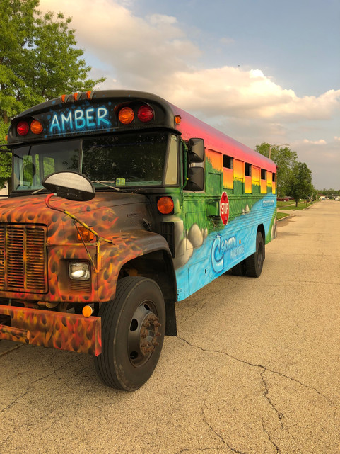 Amber the Adventure Bus