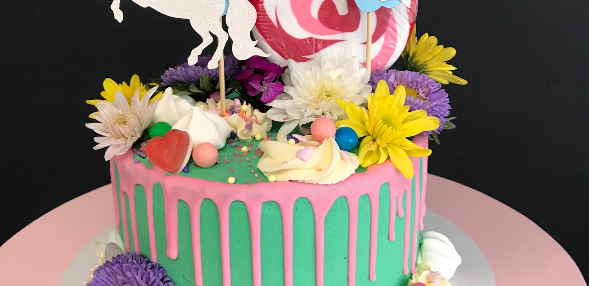 fun birthday cake