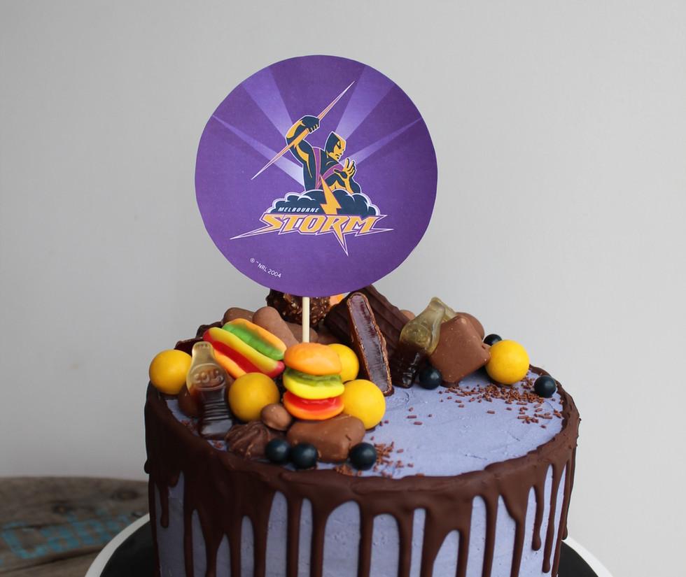 NRL cake