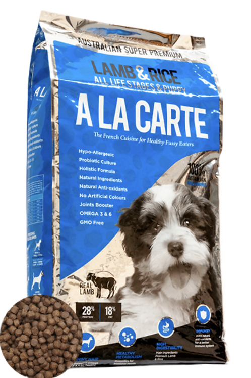 Lamb and Rice (All Life Stages and Puppy) 1.5kg
