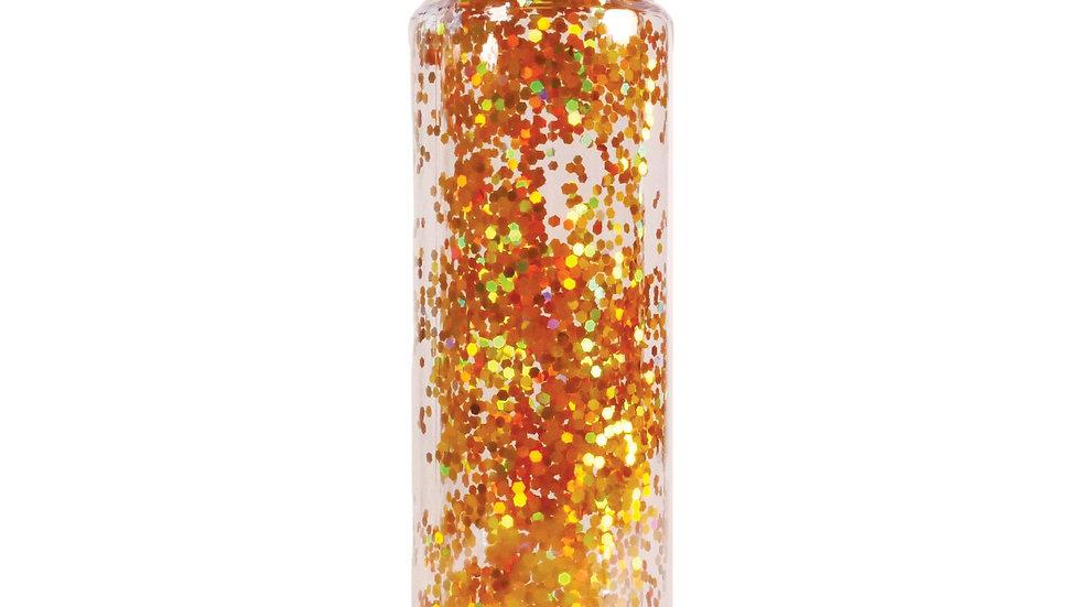 Glitter Water Bottle - Gold