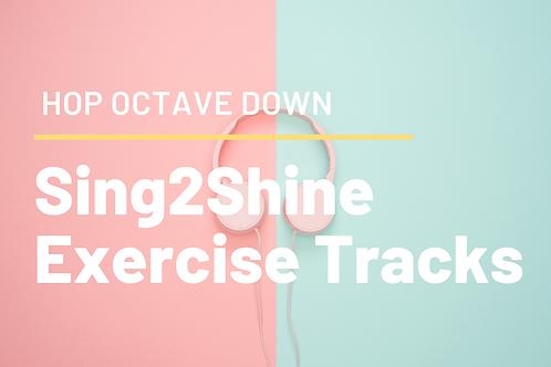 Octave Down Slippery Slide PracticeTrack