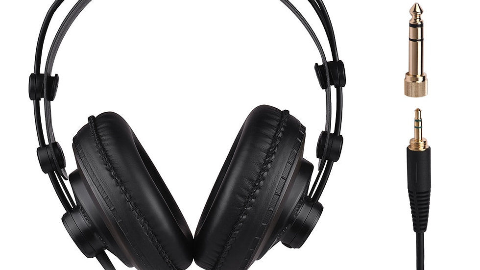 SR850 Professional Music Studio Monitor Headphones