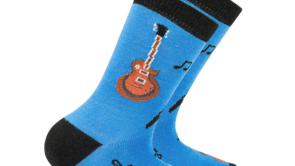 Kids Guitars Socks