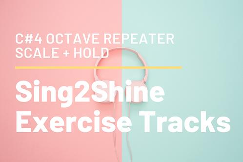 Octave Up + Vowel Change Exercise Audio Track