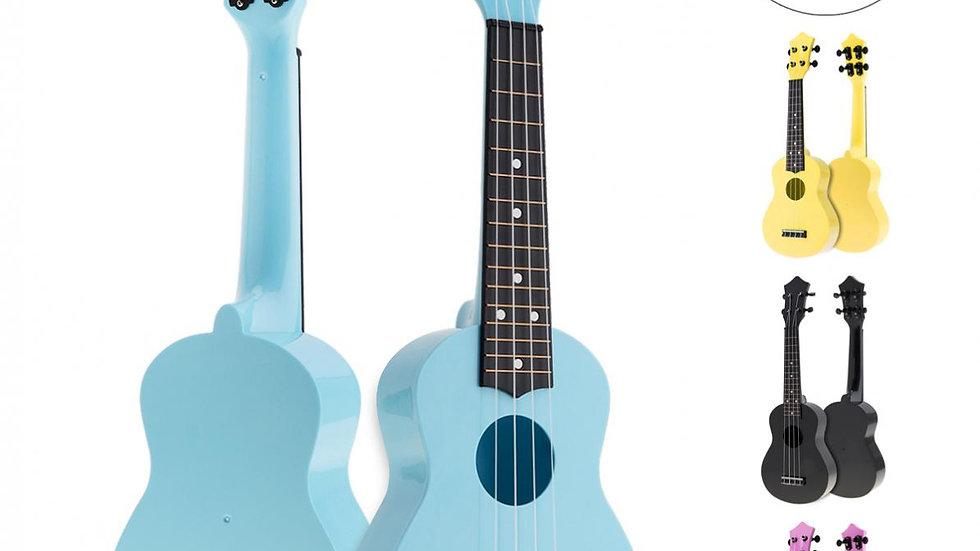 21 Inch Colorful Acoustic Ukulele Uke 4 Strings