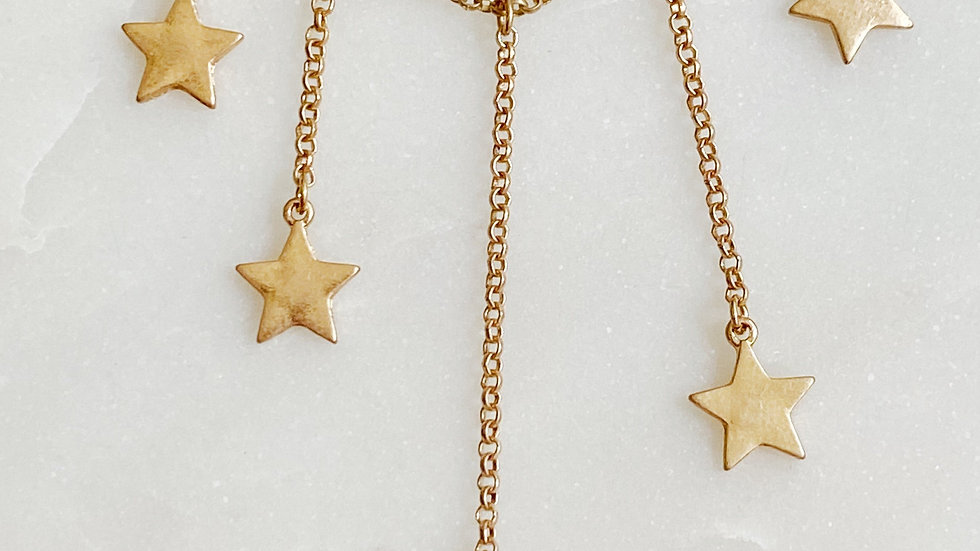 Star Level Necklace