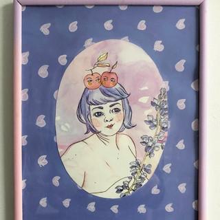 Zuzu's portrait 12x14