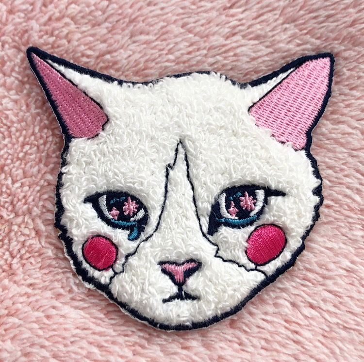 Cry baby patch