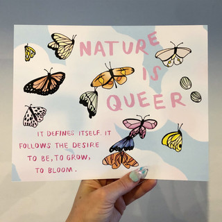 nature is queer