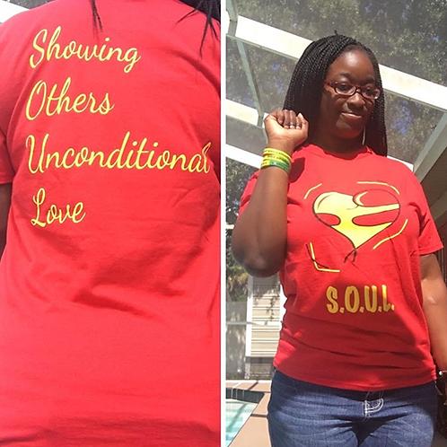 SOUL Shirt - Red