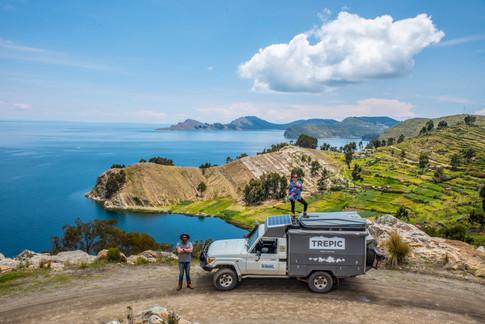 Lake Titicaca.... hehehe