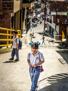 Medellin Street life
