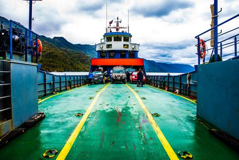 Carretera Austral Ferry