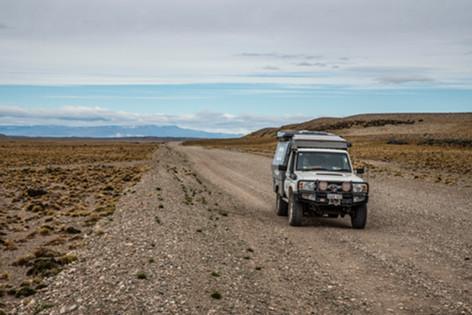 Parque Patagonia - Argentina Side