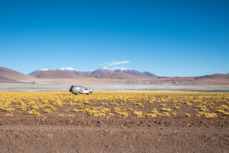 North of San Pedro de Atacama