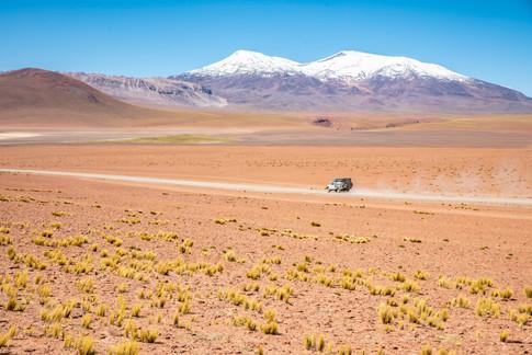North of San Pedro do Atacama