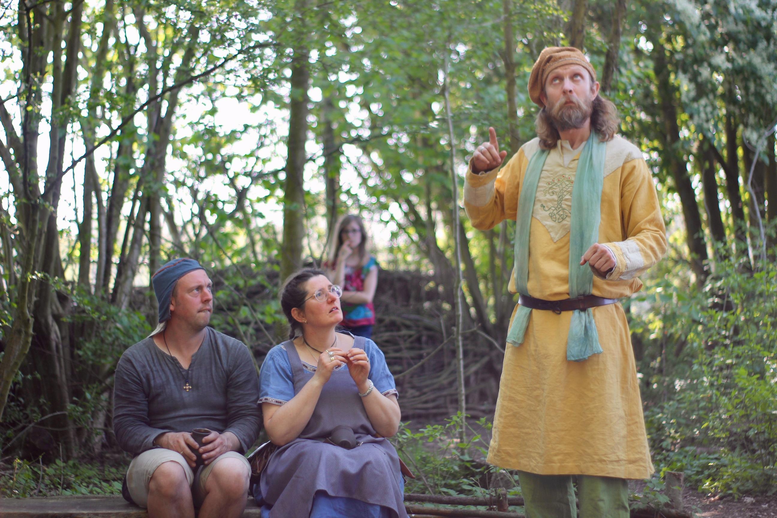 bastiaan de zwitser vertelt vikingverhal