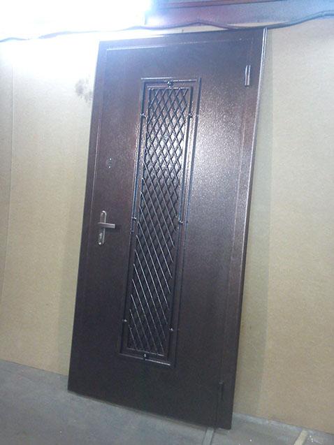 Metallicheskaya-dver-s-poroshkovym-napyl