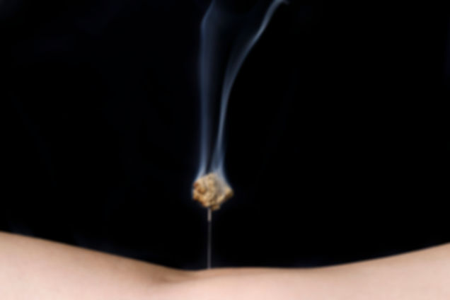 Treatment and moxibustion.jpg