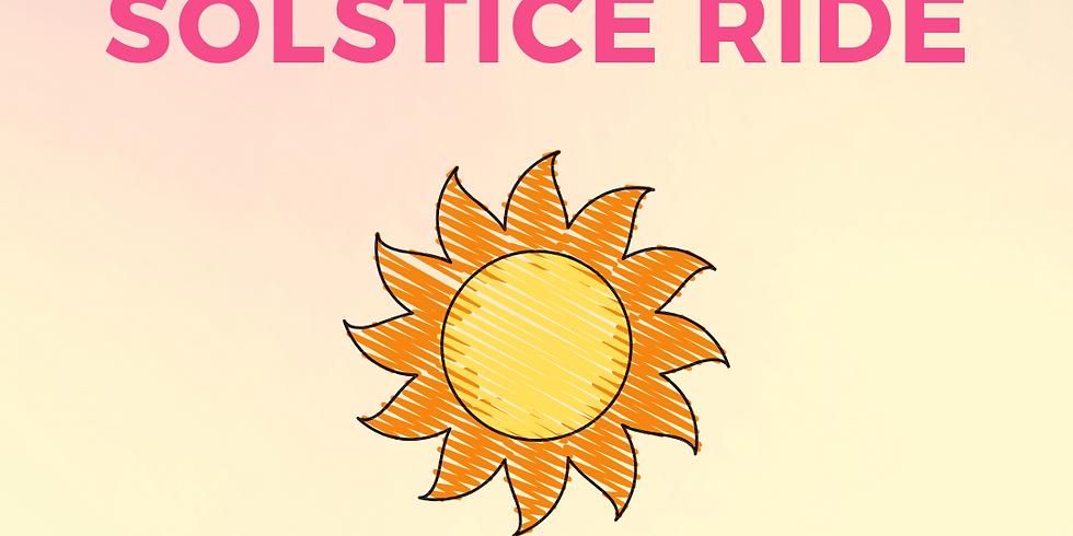 Summer Solstice Ride