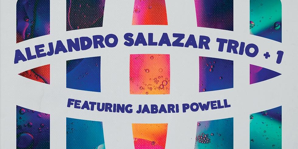 Alejandro Salazar Trio + 1 @ Andy's Jazz Club