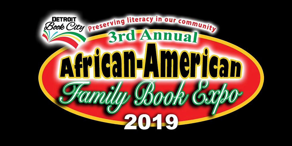 Detroit Book City's 3rd Annual African American Book Expo