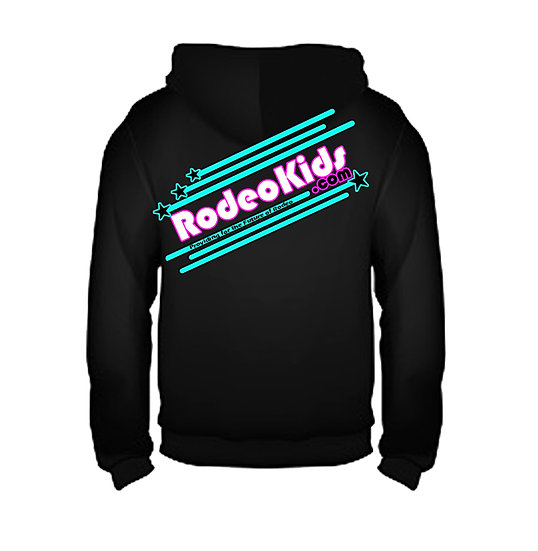 RodeoKids Black Hoodie
