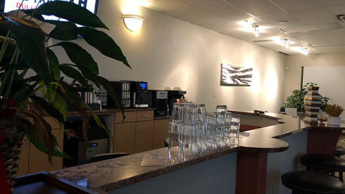 Beverage Bar at The Social in Rogers