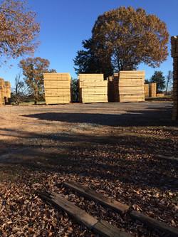 Planer Mill Lumber