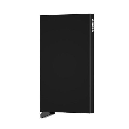 Secrid Cardportector Black