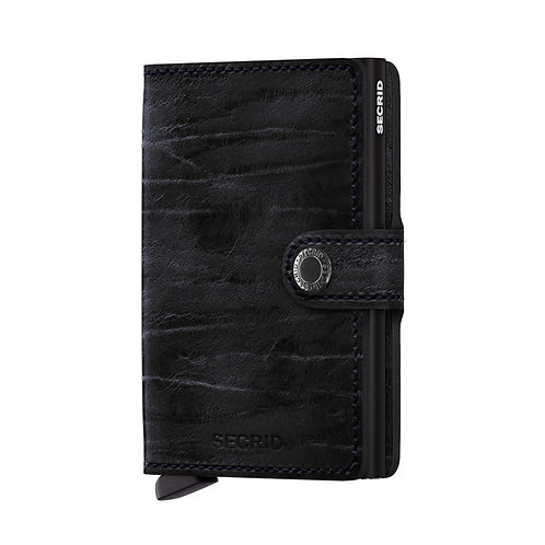 Secrid Miniwallet Dutch Martin Nightblue