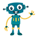 Happy Robot cute remix-290797.png