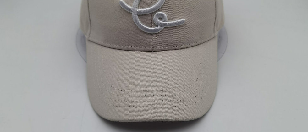 Cream Candy Baseball Hat