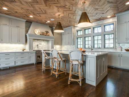 Designing a new or remodeling a kitchen? Add a dash of spice and style to your kitchen Tampa Bay