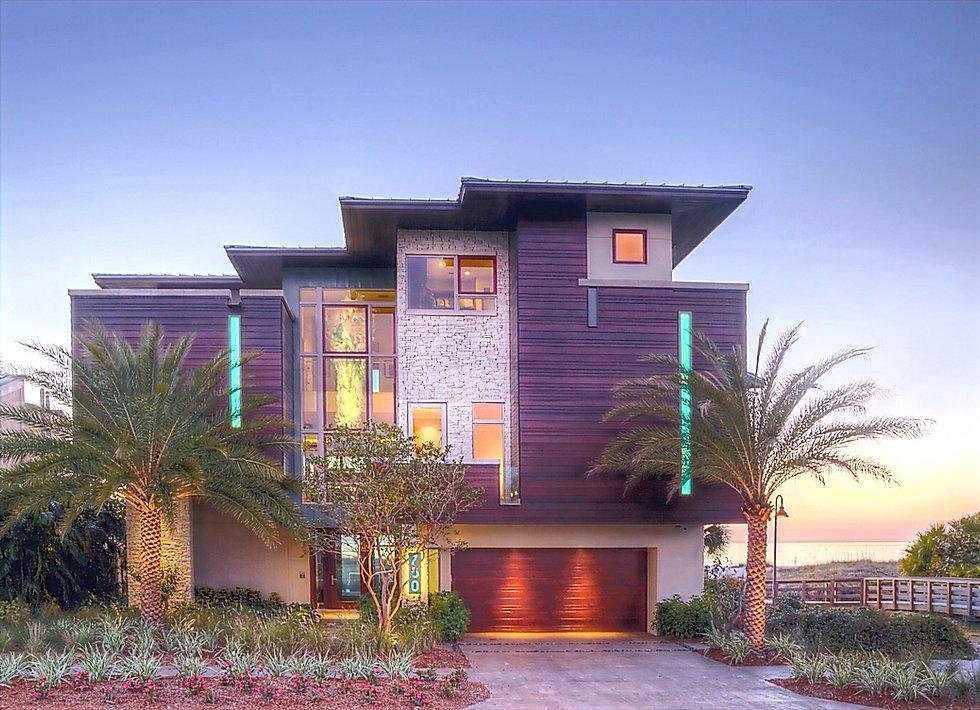 contemporary custom home builders tampa
