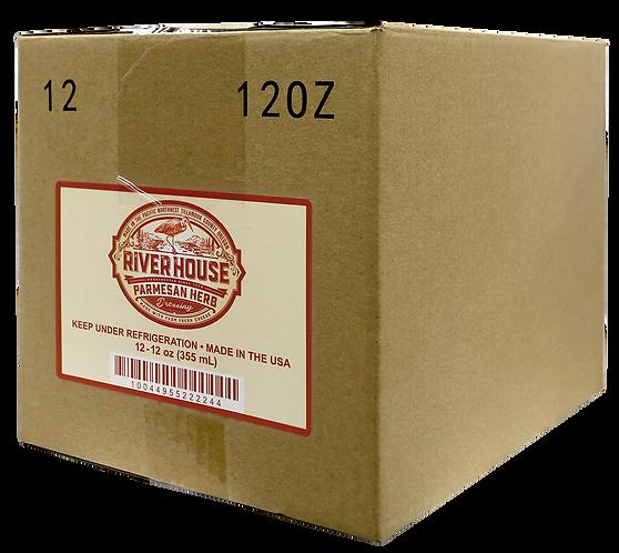 12 oz Riverhouse Parmesan Herb Dressing Case