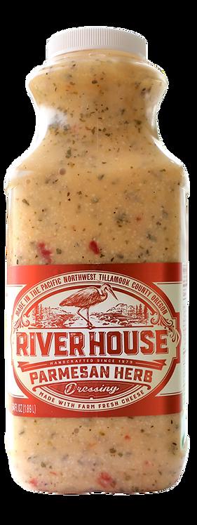 64 oz Riverhouse Parmesan Herb Dressing