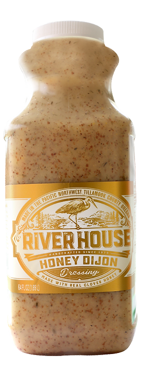 64 oz Riverhouse Honey Dijon Dressing