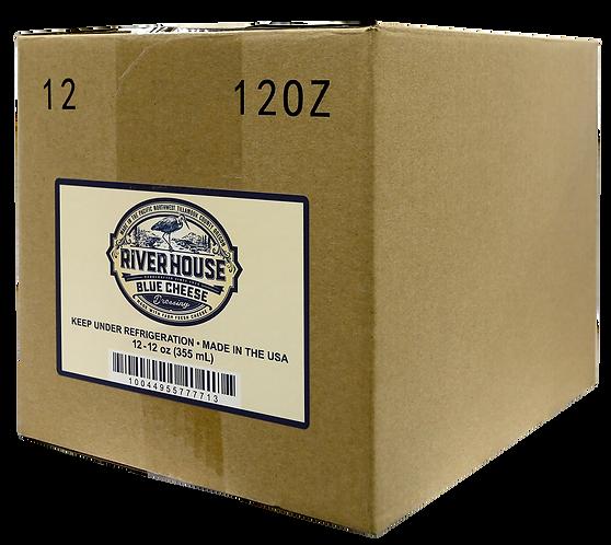 12oz Riverhouse Blue Cheese Dressing Case