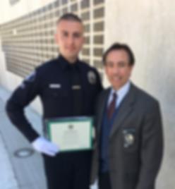 Glendale Police Officer Albert Nazaryan