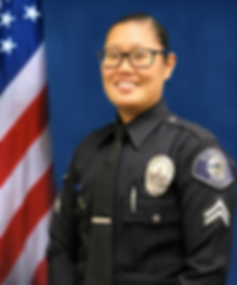 Glendale Police Officer Sharon Kim