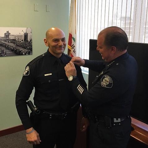 Glendale Police Officr Ashraf Hanna