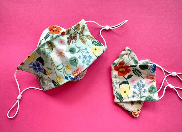 Fabric Mask - Clara