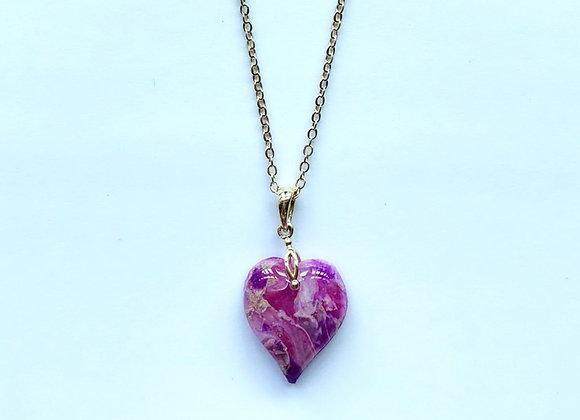 Rock Candy - 006-Purple (Big Heart)