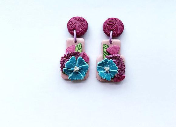Oriental Blooms -004
