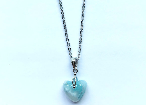 Rock Candy - 007-Blue (Small Heart)